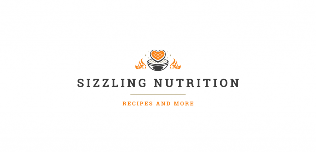 Sizzling Nutrition Logo